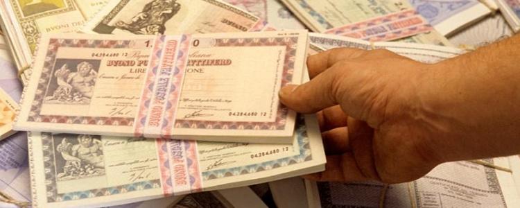 Buoni postali fruttiferi e tassazione sul reddito prodotto dall'investimento