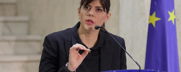 Laura Codruta Kövesi, una giustiziera per l'Ue